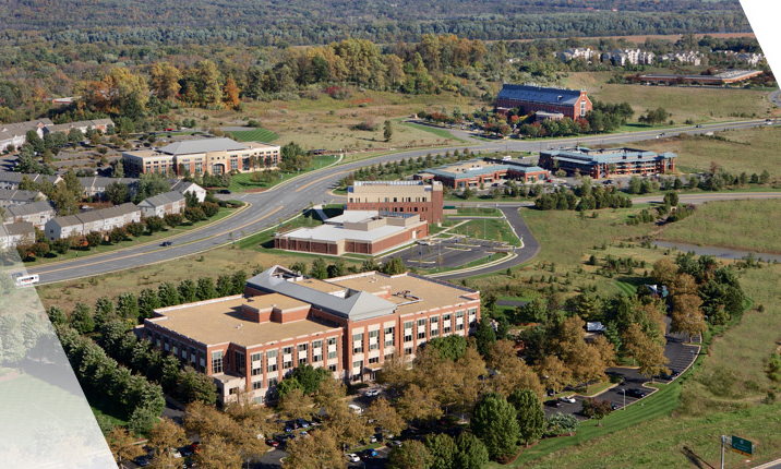 GW's Virginia Science & Technology Campus